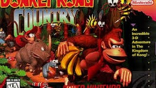How Not To Beat Mine Cart Carnage in Donkey Kong Country (Super Nintendo)