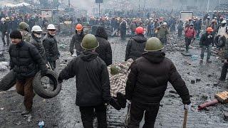 Небесна сотня: хронологія подій 20 лютого 2014 р. #UBR