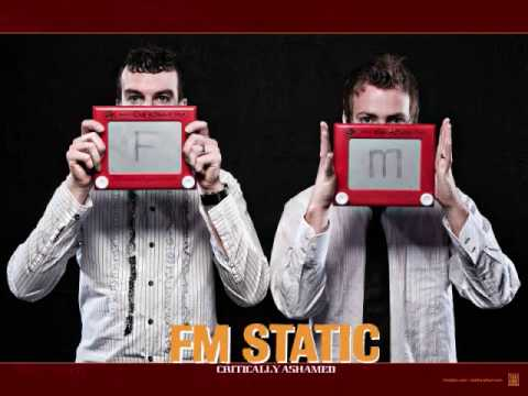 Waste of Time - FM Static (with lyrics)