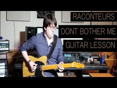 "raconteurs-""don't-bother-me""-guitar-lesson!"