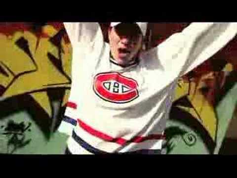 Go Habs Go - Rap sur le Canadiens de Montreal Series 2008