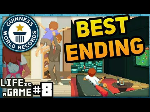 BEST ENDING OF ALL TIME   Life is a Game #8