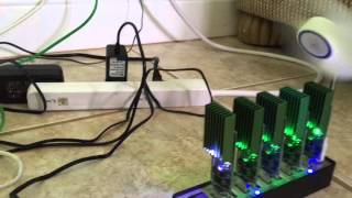 raspberry pi and gekkoscience compac usb stick bitcoin miner 8gh s bm1384