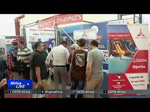 Algeria hosts its annual travel fair