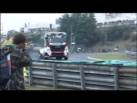 Kamion EB. 2015 Hungaroring kommentár nélkül