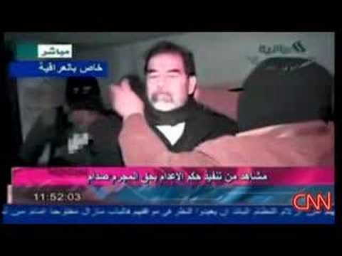 Execution ogrish saddam video