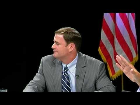 Candidates for Arizona Governor debate education