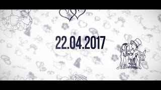 Егор и Виктория | 22.04.2017 | Старая Полтавка | оператор Сергей Меденцов