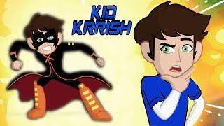 Kid Krrish Full Movie | kid Krrish Mission Bhutan Full Movie in Hindi | Hindi Cartoons For Children