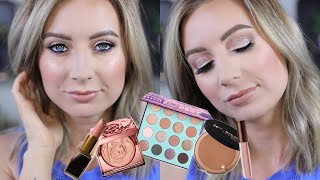 GRWM SOFT GLAM | TESTING NEW PRODUCTS