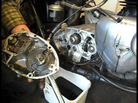 Triumph T120 Engine Rebuild Part 3 Youtube