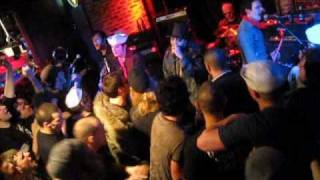 Les Psycho Riders sont Turbonegro - Rendezvous With Anus - 2010.02.12 @ Scanner, QC