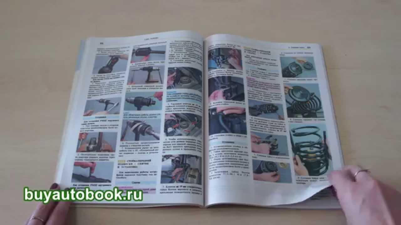 инструкция по ремонту подвески ваз 2114