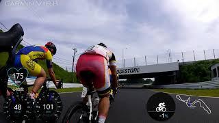 20180819 シマノ鈴鹿ロード 2周の部