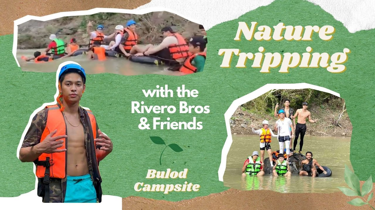 Nature Tripping 🌿 at Bulod Campsite | Ricci Rivero