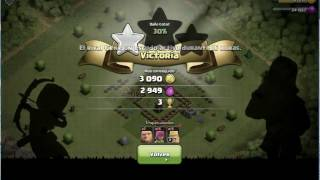 Clash of Clans- Mi Primer Video -TheRuloz-NX