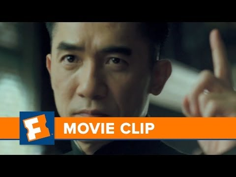 The Grandmaster - Exclusive Group Fight Clip | Movie Clips | FandangoMovies