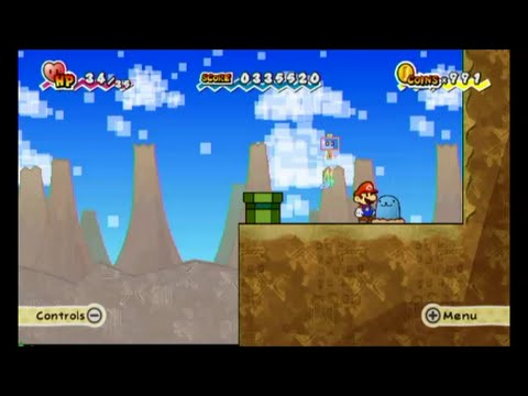 Super Paper Mario: Episode 42-Whacka's Lumps