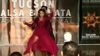 Stilo Dance Performance @ Tucson Salsa Bachata Dance Festival 2015