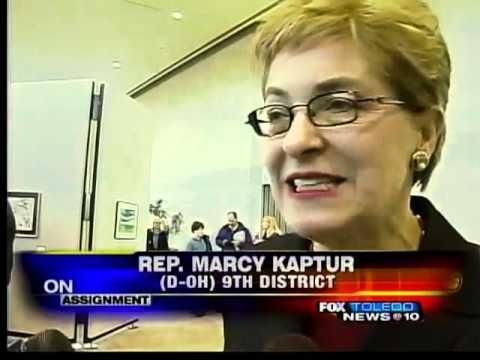 Kaptur & Kucinich get interviewed