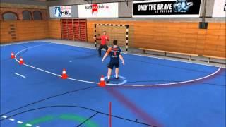 Handball challenge / Tir au postes
