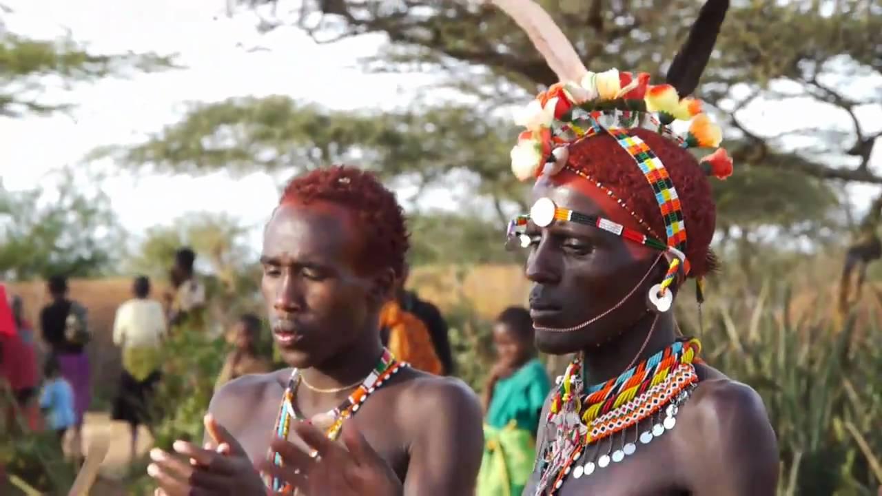 Гомосексуализм среди племен африки