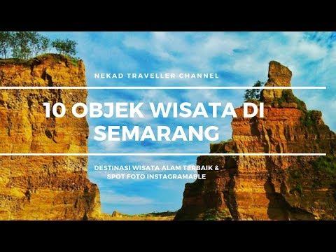 10 Tempat Wisata Hits di Semarang