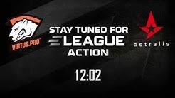 ELEAGUE Major CS:GO Finals / Virtus Pro vs. Astralis
