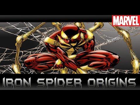 ไอ้แมงมุมเหล็ก Iron Spider - Comic World Daily