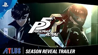 Persona 5 Royal - Gamescom 2019 Season Reveal Trailer | PS4