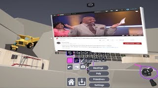 Watch YouTube and Browse the Internet Inside Any VR App - Oculus Rift HTC Vive