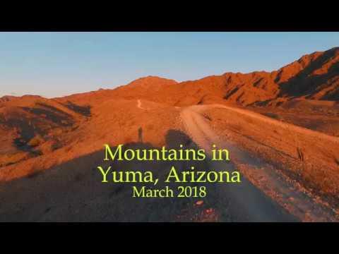 Yuma Desert Mar 2018