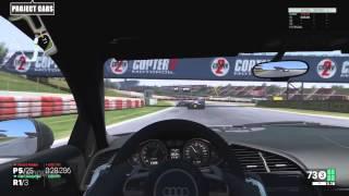 Сравнение графики Forza MotorSport 6 и Project Cars!