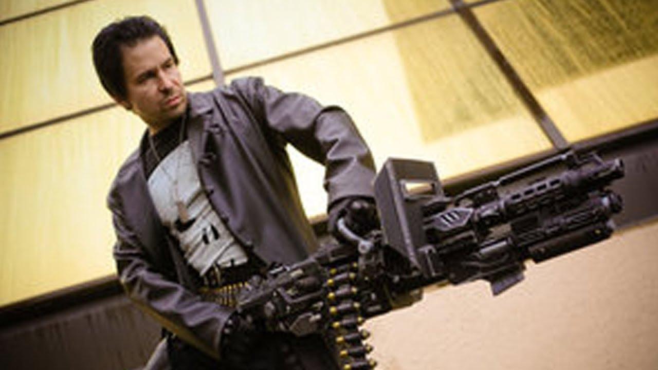 Top Punisher Cosplay from Marvel Comics | Superhero ...