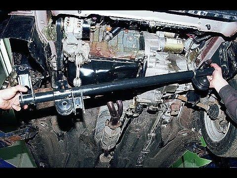 Фото №3 - замена ходовой на ВАЗ 2110