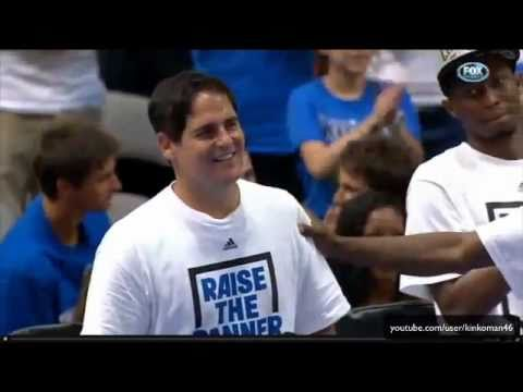 Mark Cuban - Dallas Mavericks Victory Parade