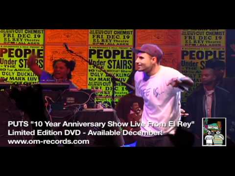 People Under The Stairs - San Francisco Knights (DVD Excerpt)