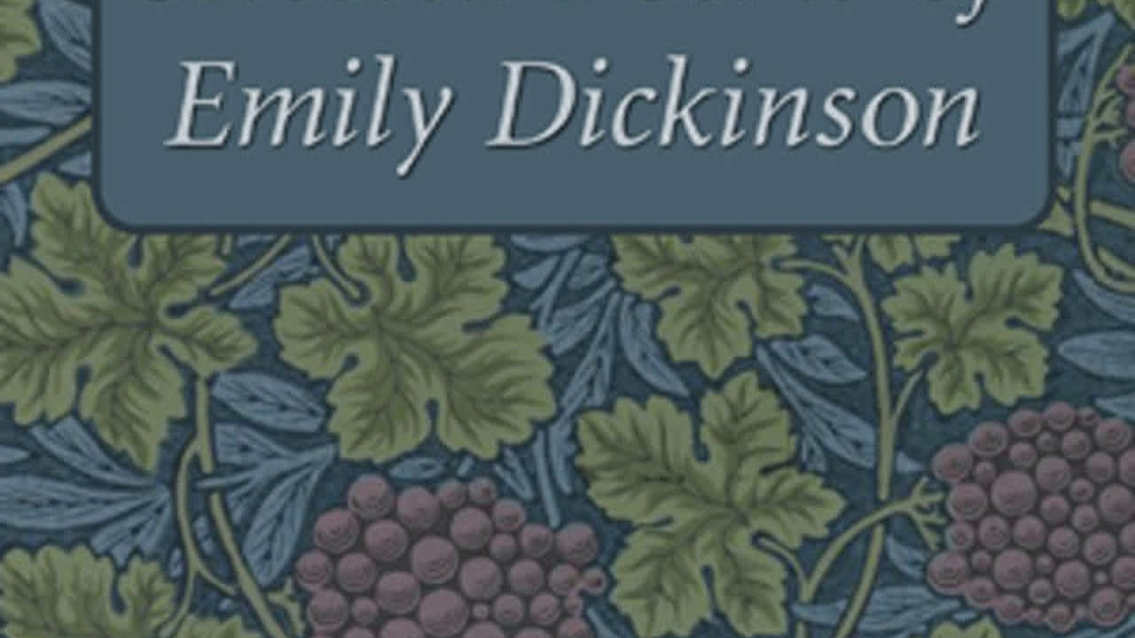 nature the gentlest mother by emily dickinson analysis