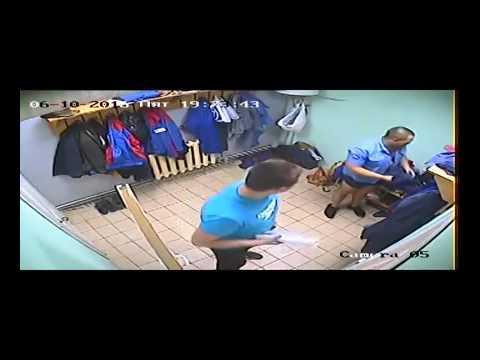 АТБ-маркет.БЕСПРЕДЕЛ СБ Полтава.Старшие охранники воруют бабло, а их прикрывают