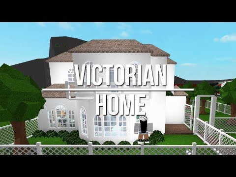ROBLOX | Welcome to Bloxburg: Victorian Home