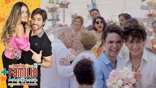 Mi marido tiene más familia - Capítulo 166: ¡Doña Imelda y Massimo se casan! | Televisa