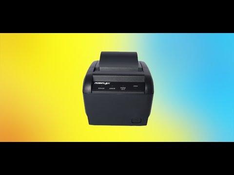 Aura PP8800 Thermal Receipt Printer by Posiflex