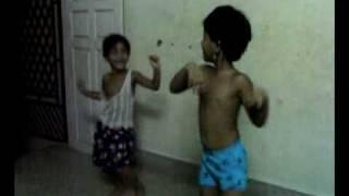Asha Masha's Dance