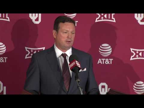 OU Football: Bob Stoops steps down
