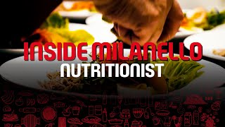 Inside Milanello | A day with our Nutritionist