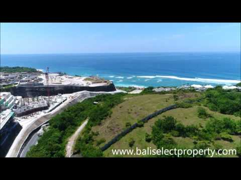 2.65 Hectares of Cliff Front  Land For Sale at Pandawa Beach