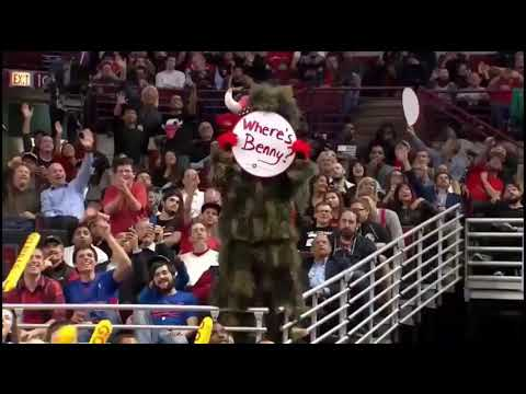 The best Moments Benny Bull.