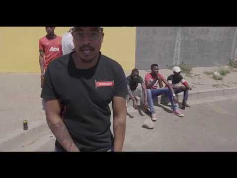 Katutura Documentary - Rapper KK tells about growing up in Namibias largest township