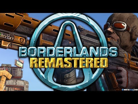 Borderlands Game of the Year Enhanced 1ST Playthrough Part 54 W/Webcam |
