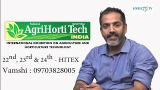 Agriculture & Horticulture Exhibition in Hyderabad - AgriHorti Tech India - hybiz